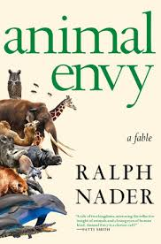 Animal Envy Book Cover