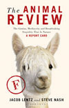 The Animal Review book cover
