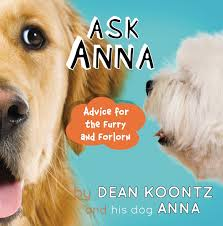 Ask Anna book cover