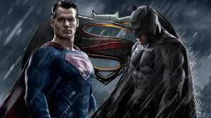 Batman v. Superman Movie Poster