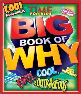 Big Book Of Why book cover