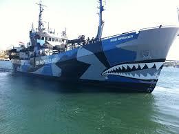 Bob Barker Sea Shepherd Ship