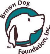 Brown Dog Foundation Logo