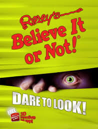 Ripley's Dare To Look book cover