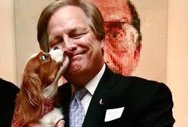 David Frei with Dog
