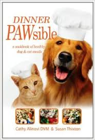 Dinner Pawsible Book Cover