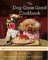 The Dog-Gone Good Cookbook cover