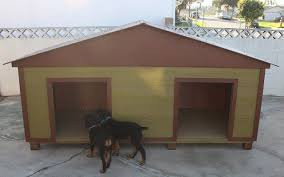 Double Doghouse