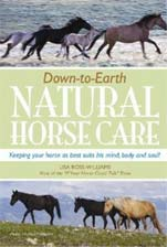 Down-To-Earth Natural Horse Care book cover