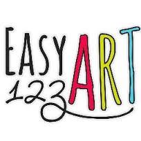 Easy 123 Art Logo