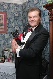 Fred Willard and Cat