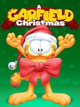Garfield Christmas Poster