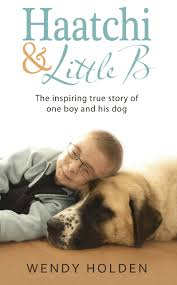 Haatchi and Little B Book Cover