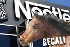 Nestle Building with horse head