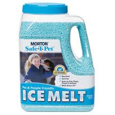 Morton Safe-T-Pet Ice-Melt