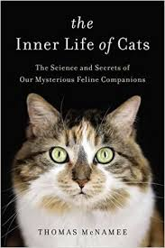 The Inner Life  Of Cats Book Cover