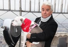 John O'Hurley with Dog