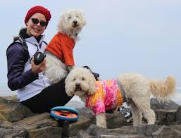Julie Korth With Dogs