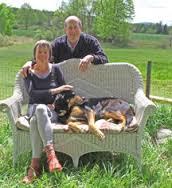 Jon, Maria and Frieda