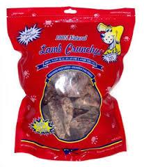 Pet Center Inc. Lamb Crunchy Treat Recal