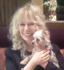 Loretta Swit with Dog