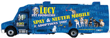 Lucy Foundation Spay & Neuter Mobile