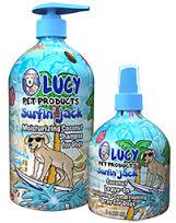 Lucy Pet Shampoo