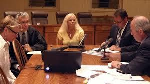 Lynn Taylor in court