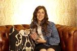 Mayim Bialik and Cats