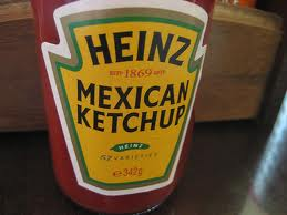 Heinz Mexican Ketchup
