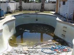 Neglected Pool