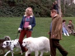 Nicole Sullivan (Holly) & Jerry Stiller (Arthur)