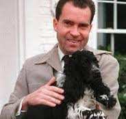 Richard Nixon and Checkers