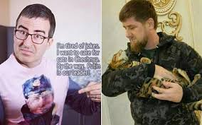 Oliver and Kadyrov