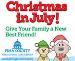 Pima Animall Care Center Christmas In July