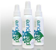 Pet-e-Pure Spray