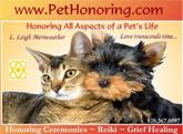 Pet Honoring Logo