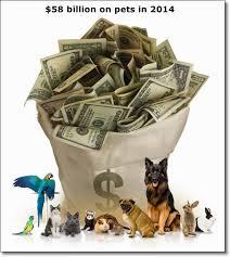 Animals with Money Bag
