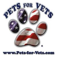 Pets For Vets Logo