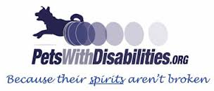 Pets With Disabilities Logo