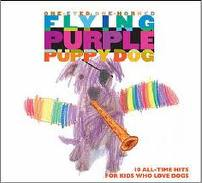 Purple Puppy CD Cover
