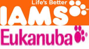 IAM & Eukanuba logos