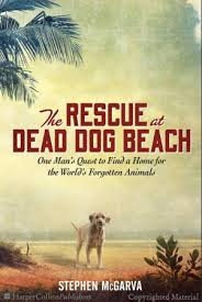Rescue at Dead Dog Beach book cover