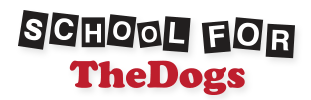 School For The Dogs logo