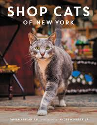 Shop Cats New York Book Cover