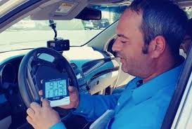 Steve Burro in Hot Car