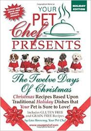 Twelve Days Of Christmas Cookbook
