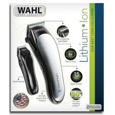 Wahl Lithium Clippers
