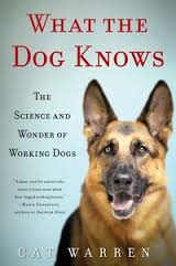 What The Dog Knows book cover