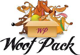 Woof Pack Goodies logo